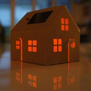 Casagami Solar huisje, ecologische relatiegeschenken