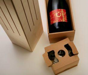 origineel relatiegeschenk, wijnverpakking, wijndoos, Cavallum winelamp, origineel kerstgeschenk, origineel relatiegeschenk, ecologisch relatiegeschenk