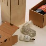 Cavallum wijnverpakking, wijndoos, Cavallum winelamp