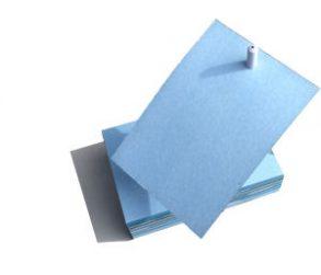 pondje papier, originele relatiegeschenken