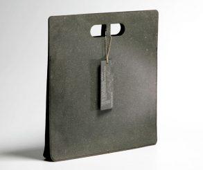 ecodesign, Tas bedrukken, zen bag, ecologische tas, gerecycled leer,origineel relatiegeschenk, zen bag
