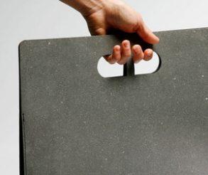 Tas bedrukken, zen bag, ecologische tas, gerecycled leer, ecologisch relatiegeschenk